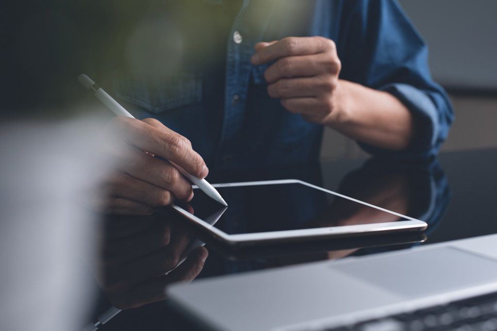 Plataforma online tem acesso facilitado